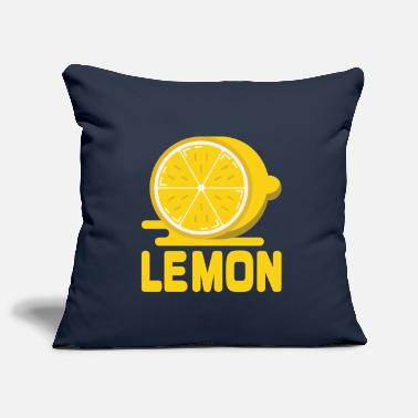 Lemon Lemon lemon - Pillowcase 17,3'' x 17,3'' (45 x 45 cm)