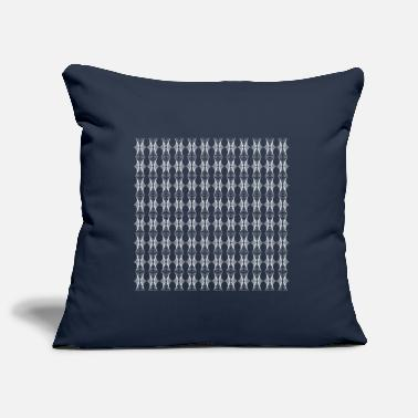 Pattern Abstract pattern - Pillowcase 17,3'' x 17,3'' (45 x 45 cm)
