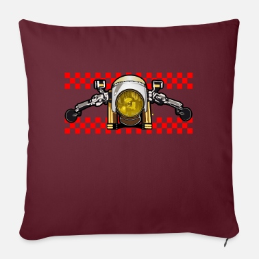 Motorcycle Motorcycle - Pillowcase 17,3'' x 17,3'' (45 x 45 cm)
