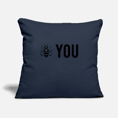 Bee You - Be You - Housse de coussin