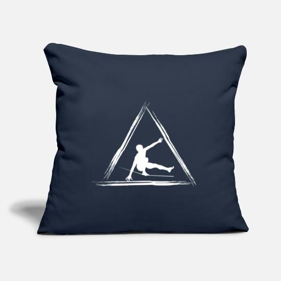 Libra Pillow Cases - Slackline - Pillowcase 17,3'' x 17,3'' (45 x 45 cm) navy
