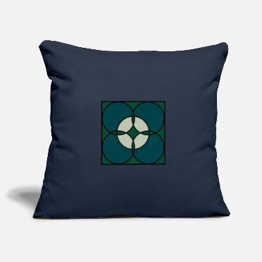 Teal Teal - Pillowcase 17,3'' x 17,3'' (45 x 45 cm)