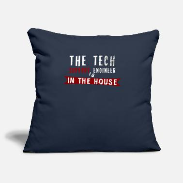Tech Support Tech Support Engineer - The Tech Support Engineer - Pillowcase 17,3'' x 17,3'' (45 x 45 cm)