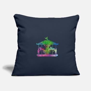 Funfair Carousel Funfair - Pillowcase 17,3'' x 17,3'' (45 x 45 cm)
