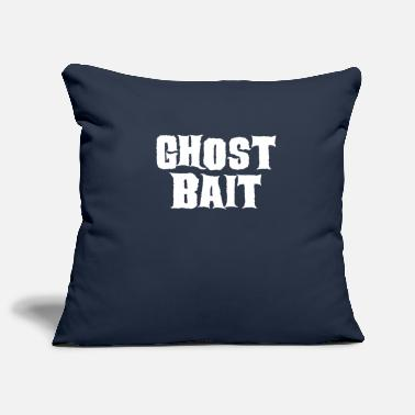 Ghost Ghost Hunter Ghost Hunt Ghost Gift - Pillowcase 17,3'' x 17,3'' (45 x 45 cm)