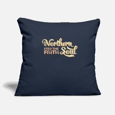 Northern Soul Northern Soul print / Keep The Faith graphic - Pillowcase 17,3'' x 17,3'' (45 x 45 cm)