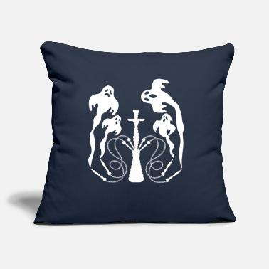 Hookah design - Pillowcase 17,3'' x 17,3'' (45 x 45 cm)