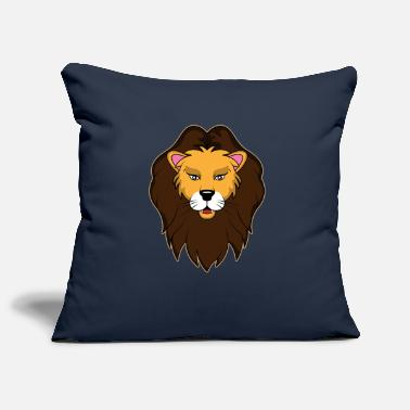 Presence Cute baby tiger paw with lion's nose wild cat - Pillowcase 17,3'' x 17,3'' (45 x 45 cm)