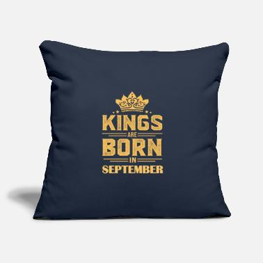 Born In September Gift born in September, Born in September - Pillowcase 17,3'' x 17,3'' (45 x 45 cm)