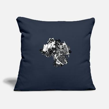 samurai - Pillowcase 17,3'' x 17,3'' (45 x 45 cm)