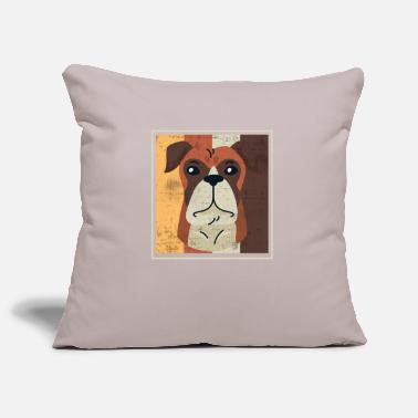 Rottweiler Dog gift idea for puppy dog lovers - Pillowcase 17,3'' x 17,3'' (45 x 45 cm)