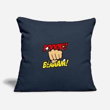 Comic comic - Pillowcase 17,3'' x 17,3'' (45 x 45 cm)