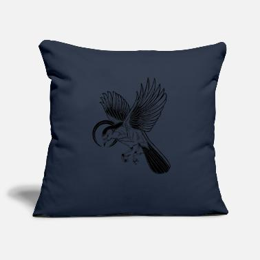 Bird Illustration Bird - illustration - Pillowcase 17,3'' x 17,3'' (45 x 45 cm)