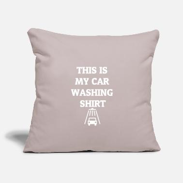 V8 washing shirt - Pillowcase 17,3'' x 17,3'' (45 x 45 cm)