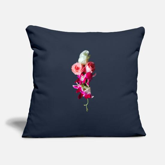 Flower Power Copricuscini - Flower Power - Copricuscino navy