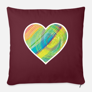 Herz Spread the Love - Pillowcase 17,3'' x 17,3'' (45 x 45 cm)