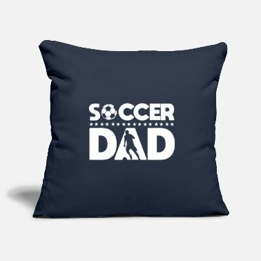 Fantastic Football Dad Soccer Dad - Pillowcase 17,3'' x 17,3'' (45 x 45 cm)
