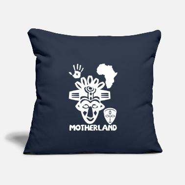 Motherland motherland wite - Pillowcase 17,3'' x 17,3'' (45 x 45 cm)