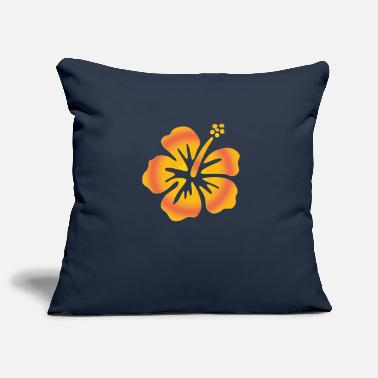 Nature Forms Yellow Hibiscus - Pillowcase 17,3'' x 17,3'' (45 x 45 cm)