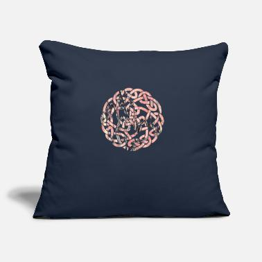 Celtic Celtic knot 5 e 118 - Pillowcase 17,3'' x 17,3'' (45 x 45 cm)