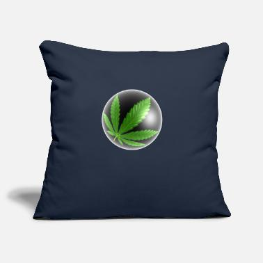 Weed Weed - Pillowcase 17,3'' x 17,3'' (45 x 45 cm)