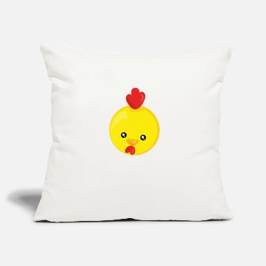 Rooster Rooster - Pillowcase 17,3'' x 17,3'' (45 x 45 cm)