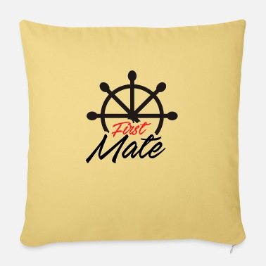 Mateusz First Mate - Pillowcase 17,3'' x 17,3'' (45 x 45 cm)