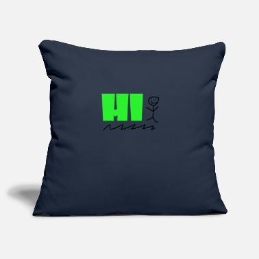 Hi design - Pillowcase 17,3'' x 17,3'' (45 x 45 cm)