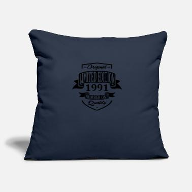 90s Limited Edition 1991 - Pillowcase 17,3'' x 17,3'' (45 x 45 cm)