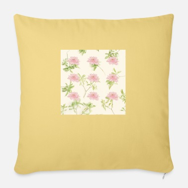 Sanskrit Lotus flower - Pillowcase 17,3'' x 17,3'' (45 x 45 cm)
