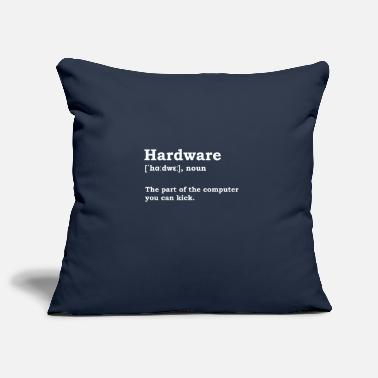 Computer Science Hardware Computer Science Programmer Computer Science - Pillowcase 17,3'' x 17,3'' (45 x 45 cm)