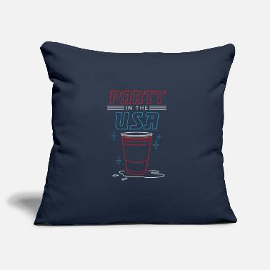 Political Party Party In The USA Beer Politics Political - Pillowcase 17,3'' x 17,3'' (45 x 45 cm)