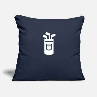 Golf Golf Club - Pillowcase 17,3'' x 17,3'' (45 x 45 cm)