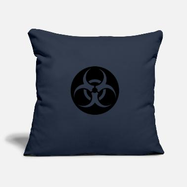Toxic toxic - Pillowcase 17,3'' x 17,3'' (45 x 45 cm)