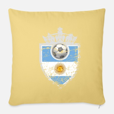 World Championship Argentina Soccer World Cup European Championship World Championship Sport - Pillowcase 17,3'' x 17,3'' (45 x 45 cm)