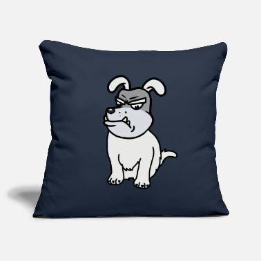 Watchdog Fighting dog watchdog dog - Pillowcase 17,3'' x 17,3'' (45 x 45 cm)