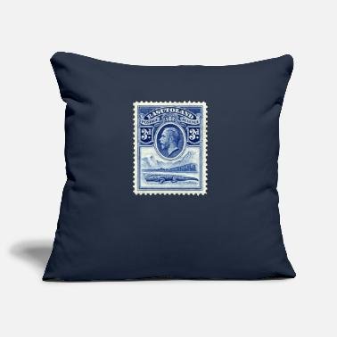 Vintage Stamp - Pillowcase 17,3'' x 17,3'' (45 x 45 cm)