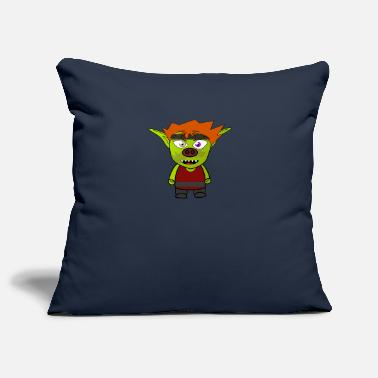 Cartoon Character Cartoon character - Pillowcase 17,3'' x 17,3'' (45 x 45 cm)