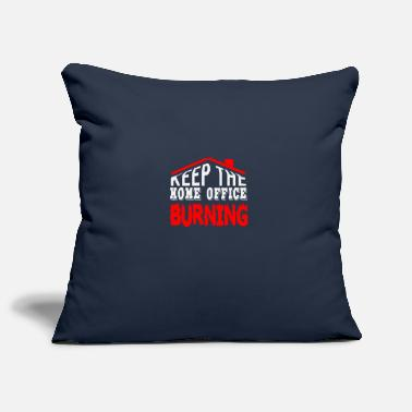 Office office - Pillowcase 17,3'' x 17,3'' (45 x 45 cm)