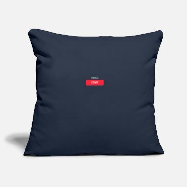 Start Press Start - Housse de coussin