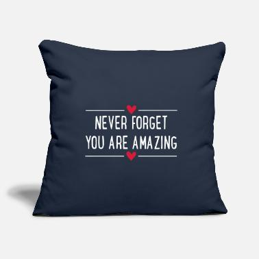 Amazing amazing - Pillowcase 17,3'' x 17,3'' (45 x 45 cm)