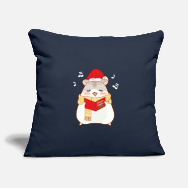 Christmas Carols Christmas carols - Pillowcase 17,3'' x 17,3'' (45 x 45 cm)