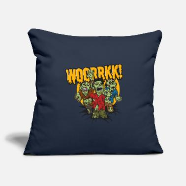 Work Colleagues Office work colleagues zombies - Pillowcase 17,3'' x 17,3'' (45 x 45 cm)