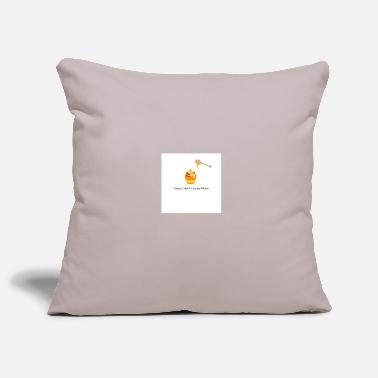 Honey-Moon - Pillowcase 17,3'' x 17,3'' (45 x 45 cm)