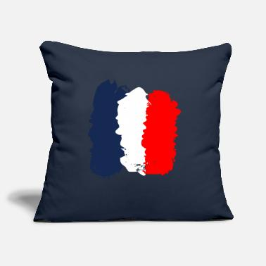 France Flag France flag - Pillowcase 17,3'' x 17,3'' (45 x 45 cm)