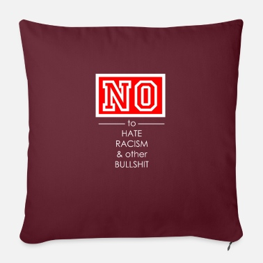 Naughty against Nazis - Pillowcase 17,3'' x 17,3'' (45 x 45 cm)