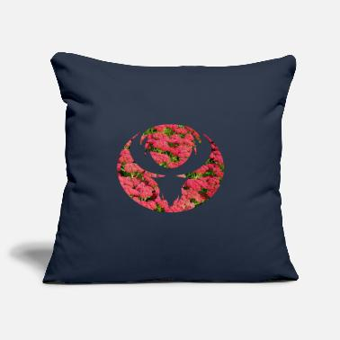Flowercontest Staghorn Flowercontest - Pillowcase 17,3'' x 17,3'' (45 x 45 cm)