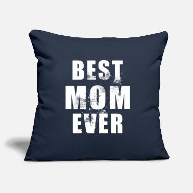 Grungy Dear Mother Ever Funny Gift - Pillowcase 17,3'' x 17,3'' (45 x 45 cm)