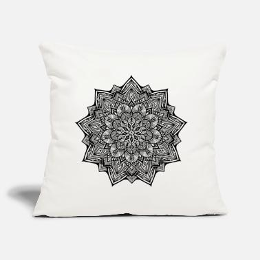 Homedecor Elements Earth Black - Sofa pillow cover 44 x 44 cm