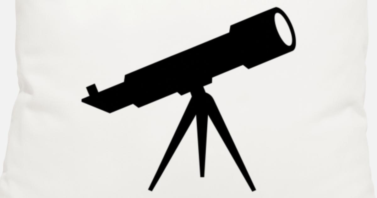 Teleskop kissenhülle spreadshirt